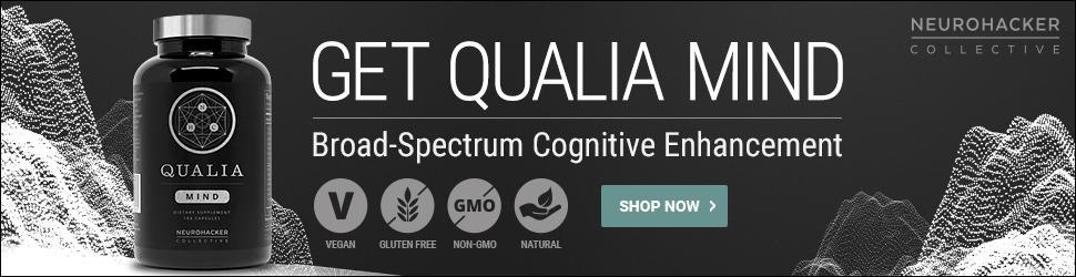 Get Qualia Mind - Broad-Spectrum Cognitive Enhancment